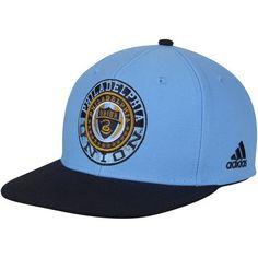 uk availability 48268 5006f Men s Philadelphia Union adidas Light Blue Navy Two-Tone Adjustable  Snapback Hat, Your