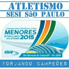 Brasileiro Interclubes Menor vem aí!!!