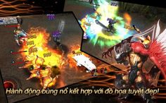 Legend of Master Online- game nhập vai cho Android đỉnh cao 1