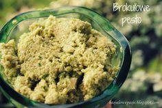 BasJulowe pasje czyli Basia i Julka w kuchni: Brokułowe pesto