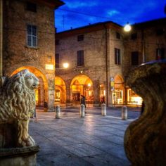 Modena di notte - Instagram by monyfly
