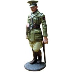 GW 028 South Wales Borderers officer Metal Toys, Toy Soldiers, British Army, South Wales, First World, World War, Military Jacket, Memories, Gw