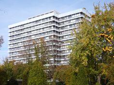 Hochhaus in Dortmund