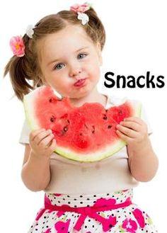 Sunday School Snacks