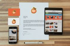 Workplace Stationary & Devices #2 by Construct Supply Co. on Creative Market