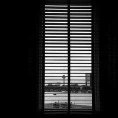#window #blackandwhite #view Photo @Marjamjars