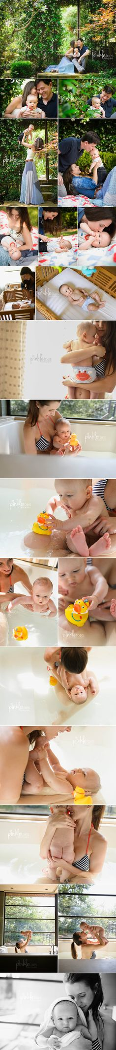 pinkle-toes. Love the lifestyle themed session!