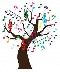 tree with musical notes and birds Stock Photo Music Wall, Piano Music, Piano Art, Music Greeting Cards, Music Tree, Music Journal, Music Paper, Music School, Music Images
