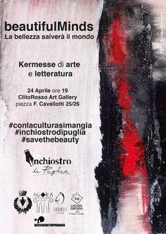 beautifulMinds-la bellezza salverà il mondo @ Clitorosso Art Gallery - 24-Aprile https://www.evensi.it/beautifulminds-la-bellezza-salvera-il-mondo-clitorosso-art/175875785