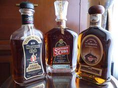 Great Cuban Rums. Tolle Geschenke mit Rum gibt es bei http://www.dona-glassy.de/Geschenke-mit-Rum:::22.html