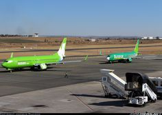 Two Kulula Boeing leaving Lanseria Airport. Aircraft Pictures, September 2014, Airports, International Airport, Taxi, Aviation, Commercial, African, World