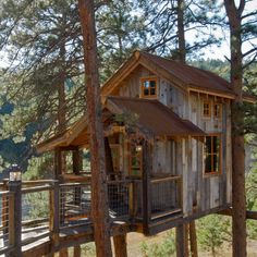Treehouse Design, Pictures, Remodel, Decor and Ideas - page 2