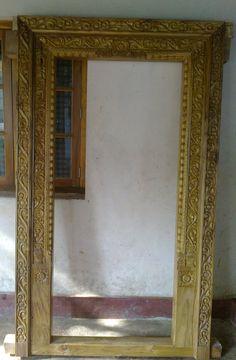Pooja Door Design, House Main Door Design, Wooden Front Door Design, Double Door Design, Door Gate Design, Wooden Front Doors, Door Design Interior, Wood Doors, Entry Doors