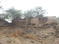 Remains of deserted Christian colony at Kodandur Village