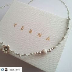 #Repost @star_ami  #macrame #necklace #silver #karensilver #beadsmith #stardustbeads