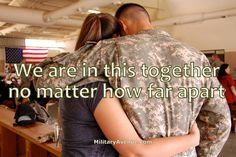 I find myself saying this to myself, remembering that my husband is also going through the separation from his family. Military Inspiration, Soldiers, Love for family Proud Army Girlfriend, Army Mom, Army Life, Girlfriend Quotes, Usmc Love, Military Love, Military Honors, Military Wedding, Military Service