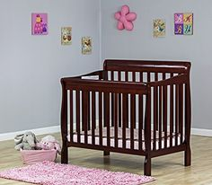 Dream On Me 4 in 1 Aden Convertible Mini Crib, Cherry Dream On Me http://www.amazon.com/dp/B006Z2BZQU/ref=cm_sw_r_pi_dp_Vtwqvb14A5ZXV