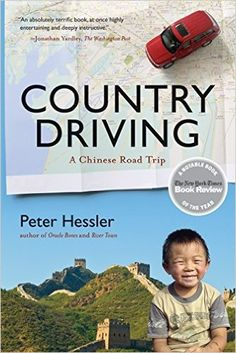 Another great book by Hessler, this one focuses on a journey across China which Hessler made before moving out of the country. Hessler weaves his own story of travel with the stories of the people and history he meets along the road. If this doesn't make you want to road-trip across China, I don't know what will.