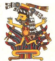 Mayahuel - Diosa del Maguey (Mayan goddess of maguey)