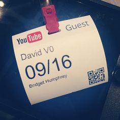 Chillen at YouTube LA. Checkout my badge! #iamdavidvo #instagood #instamood #inspire #love #life #like #follow #youtube #LA #music
