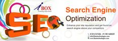 #SearchEngineOptimization helps your website to improve its traffic and rankings on various search engines like #Google, #Yahoo and #Bing. Visit us at:http://www.iboxtechnologies.com/search-engine-optimization.aspx