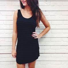 Tomboy Dress - Hunnis Urban Boutique
