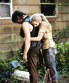 The Walking Dead ~ Daryl Beth {so there I was scrolling through Pinterest when I saw this..tbc}