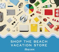 MR PORTER - Beach Vacation Styling