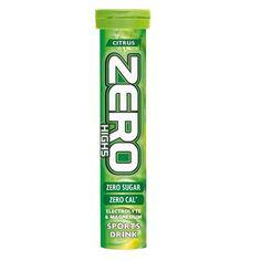 Jämför priser på High5 Zero 20 Brustabletter - Hitta bästa pris på Prisjakt