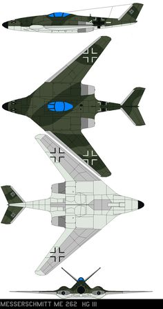 Can't help but think that if the nazis had won we'd be much further ahead in terms of aircraft design.