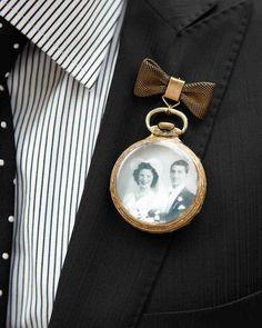 29 Creative Ways to Display Photos at Your Wedding | Martha Stewart Weddings