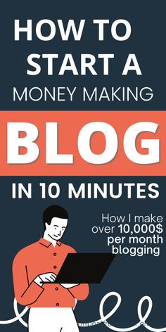Starting your own blog has the potential to change your life because it opens up multiple income avenues. Blogging lets you be your own boss. Start a blog and see how much you're capable of earning (you'll be surprised!) #blog #startablog #blogging #sidehustle