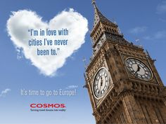 choose escorted european tour