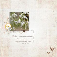 Digital Art :: Bundled Deals :: Call it Spring Bundled Collection with FWP Bonus Shops, Almost There, Digital Scrapbooking Layouts, Make Time, Digital Art, Place Card Holders, Spring, Collection, Flowers Garden