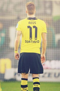 #MFC4012 My favourite player from Borussia Dortmund #MarcoReus