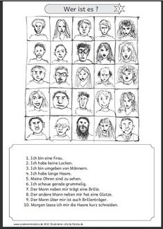 Coaching Cards – When a picture helps - Education Subject Kindergarten Portfolio, Learn German, Spy Party, German Language Learning, Classroom Language, First Day School, Home Schooling, Primary School, Kids And Parenting