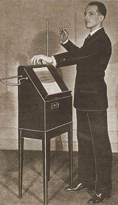 early theremin