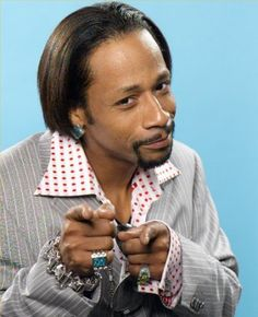Katt Williams..no matter how many times I watch his comedy dvd's I still laugh with tears in my eyes everytime!!!