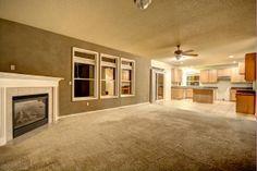 Living room and kitchen. #RealEstateForSale #ForSaleRealEstate #HomesForSale #Ridgefield #RidgefieldWA #RidgefieldHomesForSale #RidgefieldWARealEstate #RealEstate #Washington #FrontDoorRealty #Auction #AuctionProperty