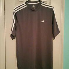 Brand new addidas  shirt (214) Brand new addidas jersey material shirt addidas Tops Tees - Short Sleeve