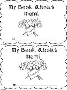 Free: Mother's Day Themed Leveled Readers...Level D-6