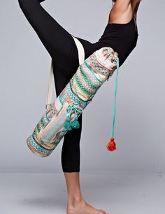 Juniper Yoga Mat Bag