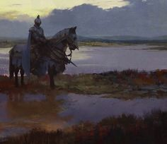 Knight, Jonas De Ro on ArtStation at https://www.artstation.com/artwork/NxaGg