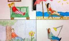 Teaching settings through illustrations Library Lessons, Reading Lessons, Writing Lessons, Teaching Writing, Reading Skills, Teaching Ideas, Writing Lab, Writing Strategies, Writing Ideas