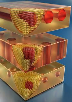 Semiconductor Manipulates IR Light