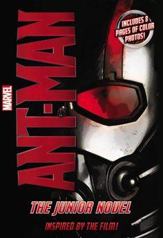 ANT-MAN MTI JR NOVEL