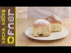 Austrian Recipes, Austrian Food, Hamburger, Sweet Tooth, Treats, Cooking, Youtube, Desserts, Bread Baking