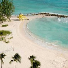 The Hilton Barbados enjoys a prime location with white sand beaches on the tropical peninsula of Needham's Point is 5 minutes from the capital Bridgetown.  ASPEN CREEK TRAVEL - karen@aspencreektravel.com