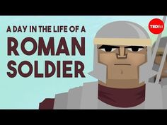 YouAccel Shared a Video: A day in the life of a Roman soldier - Robert Garland 6th Grade Social Studies, Social Studies Activities, Teaching Social Studies, Teaching Latin, Teaching History, Roman History, Women's History, British History, American History