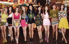 소녀시대 라스베가스 화보 / SNSD Las Vegas